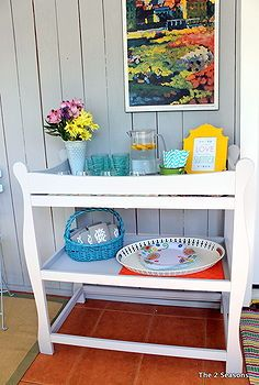 Repurposing Fix Up Idea Box By Sidnia Soto Diy Changing Table