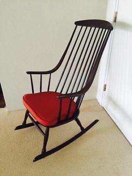 Vintage Schommelstoel Te Koop.Pastoe Nesto Schommelstoel Te Koop Op Marktplaats Rocking Chairs
