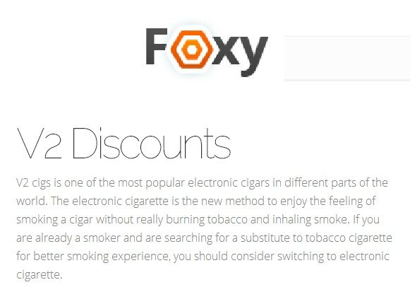 We have a huge selection of electronic cigarettes.