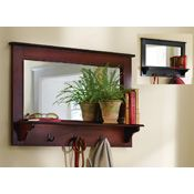 Luxury Entry Wall Shelf with Hooks