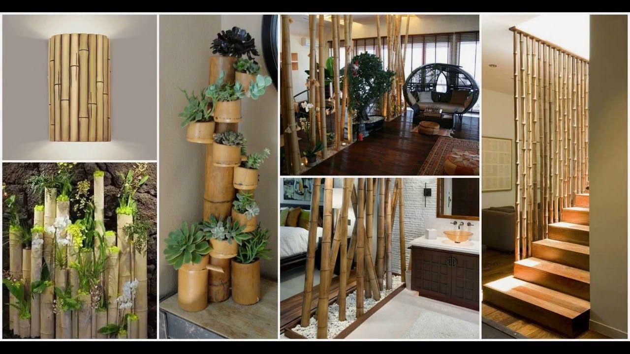 Bamboo Interior Design Ideas Garden Wall Art Furniture House Home Deco Asian Home Decor Garden Wall Art Home Decor