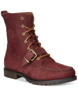 Lauren Ralph Ranger Men's Boot Polo sdhrQt