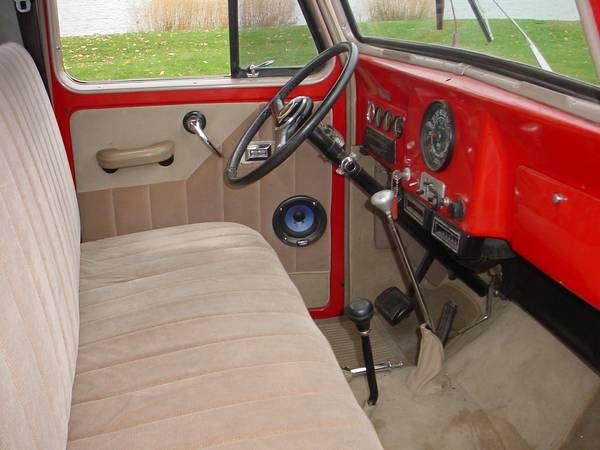 Willys Trucks Ewillys Page 2 Willys Jeep Interiors Willys Wagon