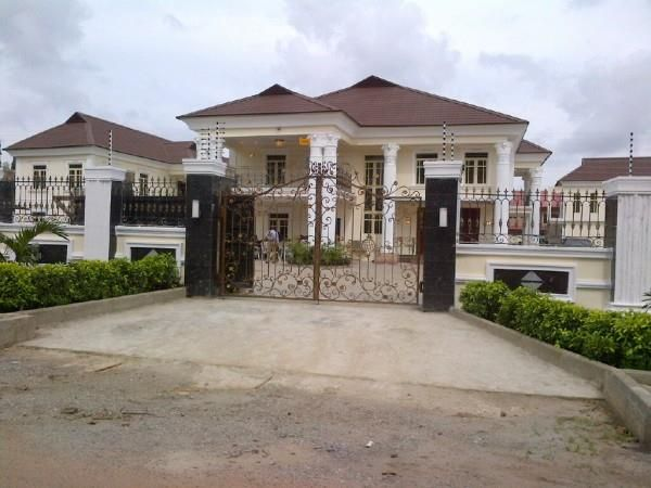 Housing in nigerian mostly from normal house villa mansion from £15000 to £500 million you can build your own house in nigeria