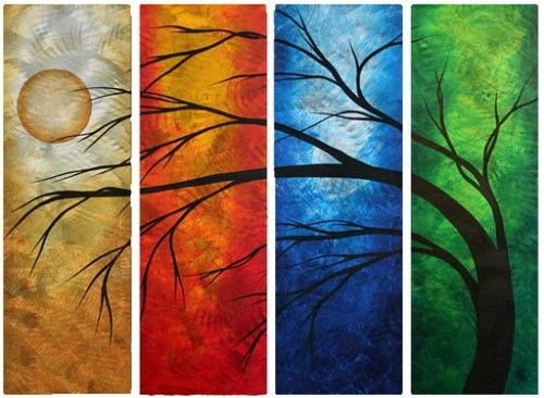 Artwork Ideas wallart colour | artwork | pinterest | weather art, artwork and