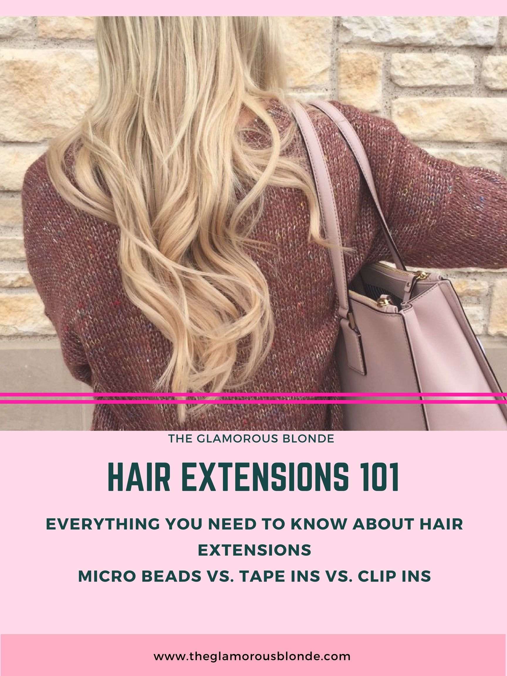 Micro Bead Hair Extensions Review Hair extensions