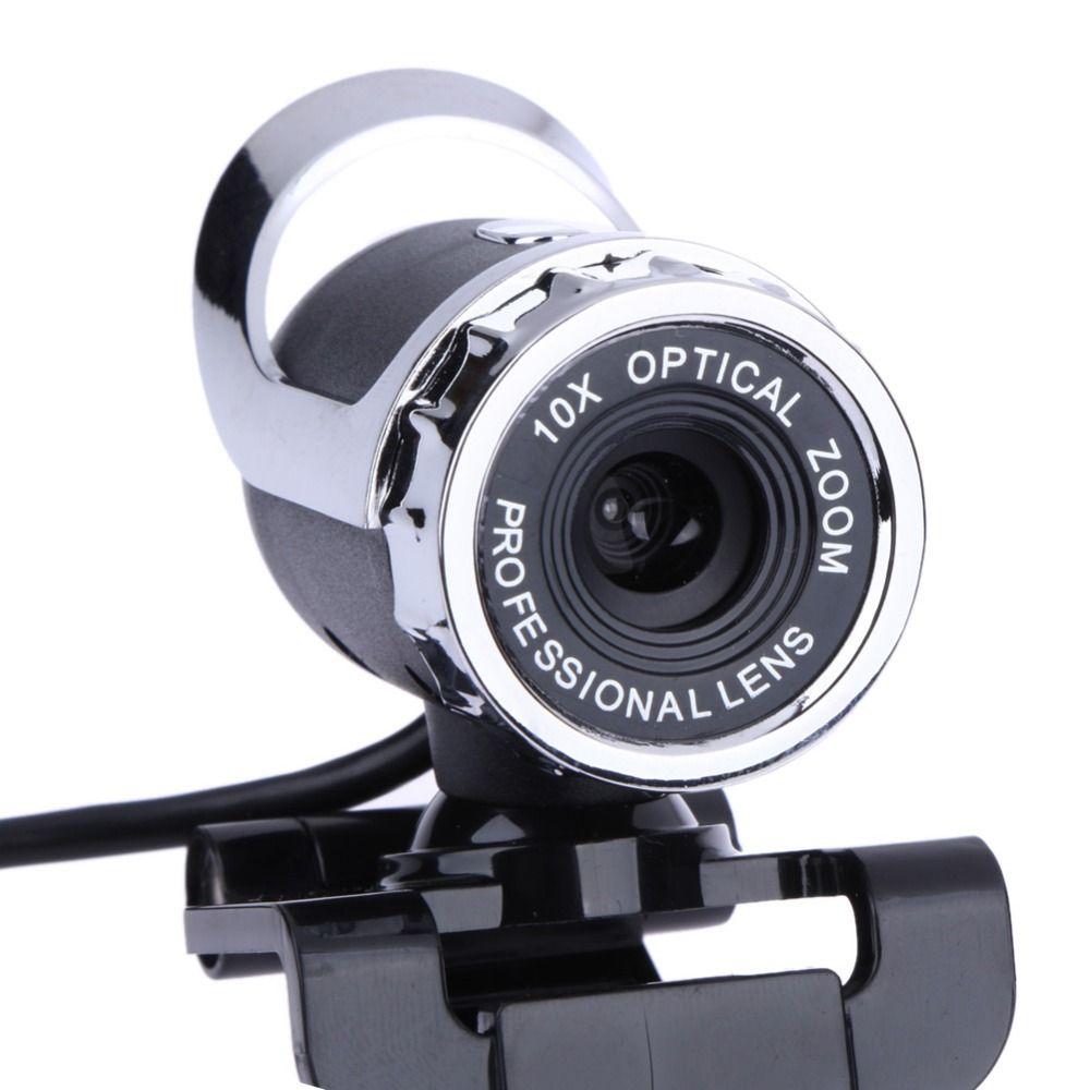 최신 웹캠 usb 12 메가 픽셀 hd 카메라 웹 캠 360 360도 마이크 스카이프 클립 컴퓨터
