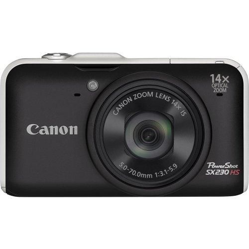 Canon Digital Camera Reviews | Spotlight Review: Canon PowerShot SX230HS Digital Camera