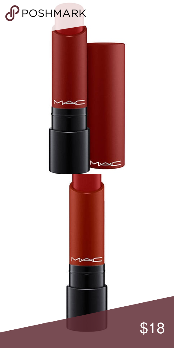 MAC Liptensity Lipstick Marsala at