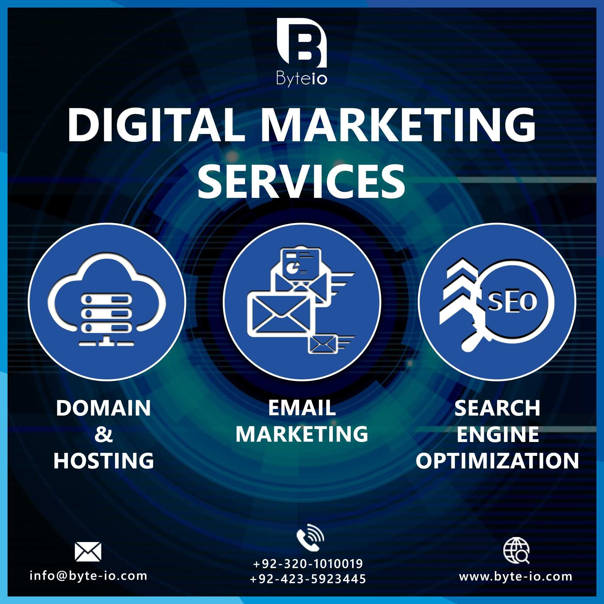 Whether It S Digital Marketing Web Hosting Or Search Engine Optimization All Under One Roof 92 320 1010019 I Marketing Digital Marketing Web Design