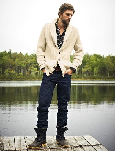 L L Bean Signature Spring 2011 Wool Lakes And Thick Hair
