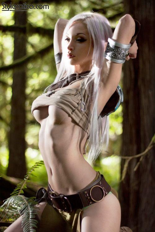 Very Sexy elf babe like