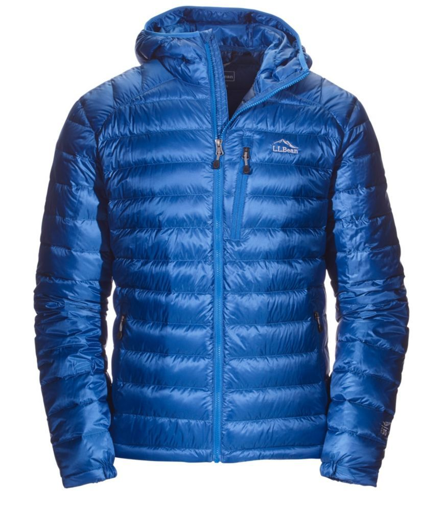 Ultralight 850 Down Hooded Jacket | Products | Jackets