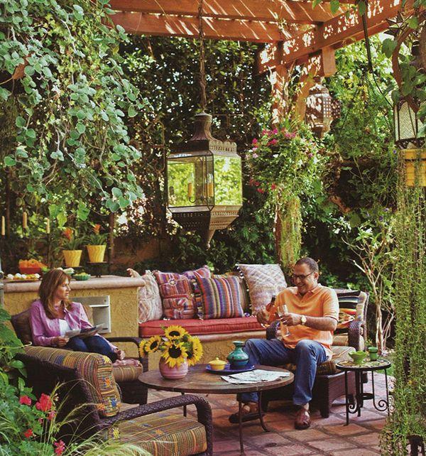 One Kindesign: Sensational Interior And Garden Designs By Sandy Koepke