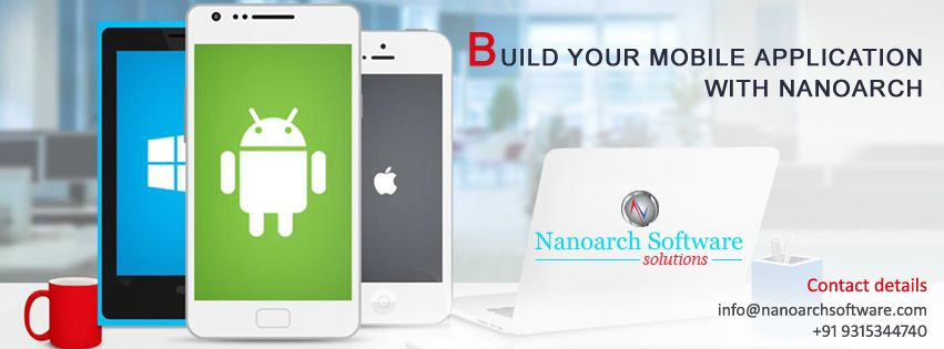 Get a custom mobile application for your business today