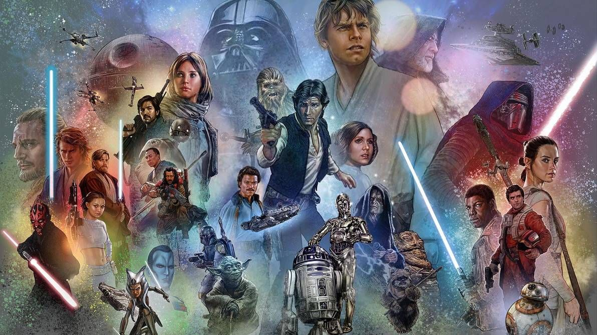 Star Wars Universe Wallpaper Jason Palmer By Https Www Deviantart Com Spirit Of Adventure On Dev Star Wars Art Star Wars Movies Posters Star Wars Poster