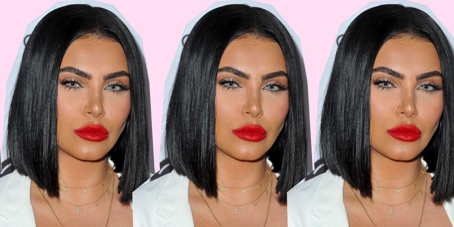 Hrush Achemyan I Went From Bridal Makeup Artist To The Kardashian Glam Squad Bridal Makeup Artist Bridal Makeup Kardashian