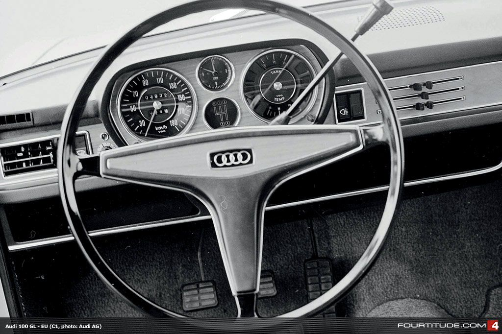 #Audi 100 GL #tradition