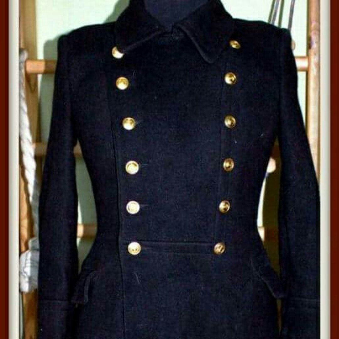 Russian navy greatcoaat. Black men's wool coat | greatcoat ...