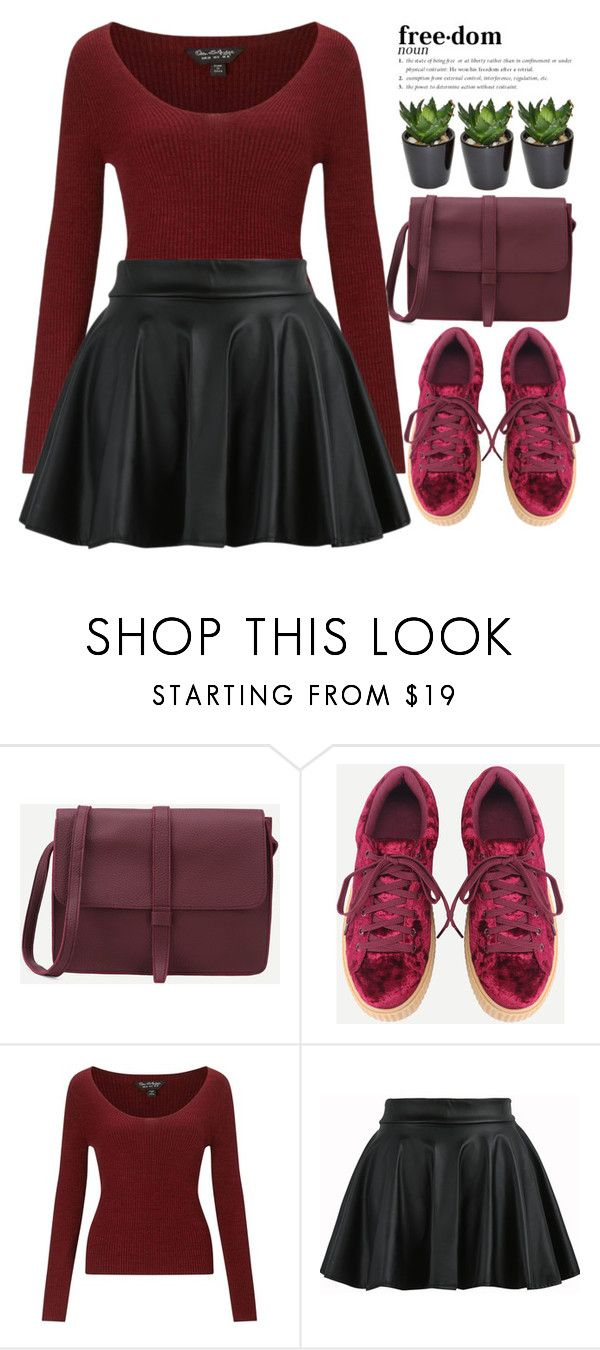 """freedom!"" by amilla-top ❤ liked on Polyvore featuring Miss Selfridge and The French Bee"