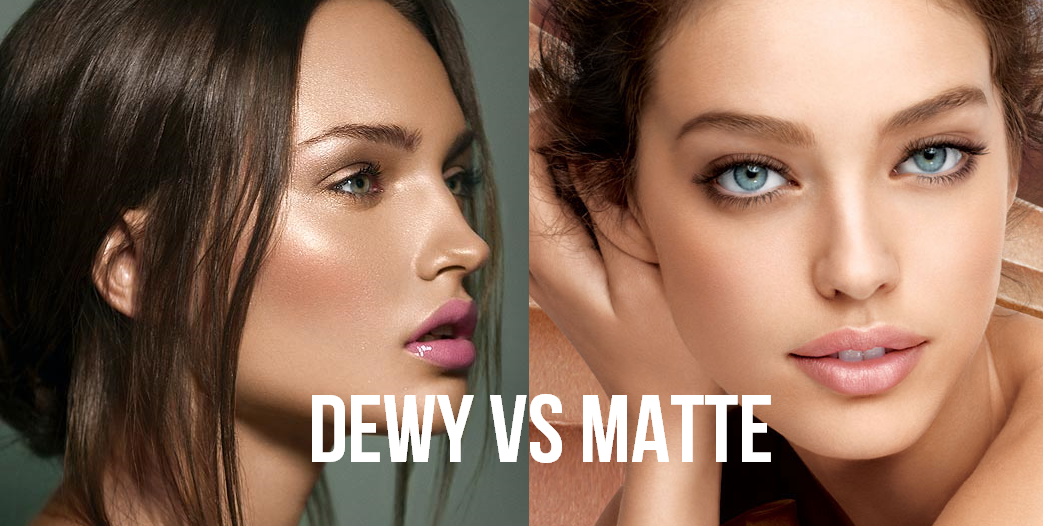 dewy finish foundation