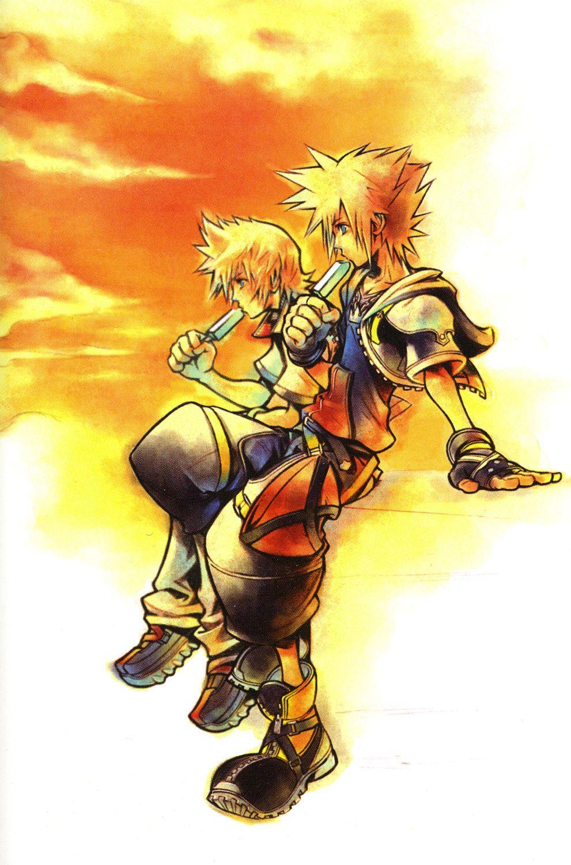Kingdom Hearts II | Square Enix | Disney Interactive Studios ...