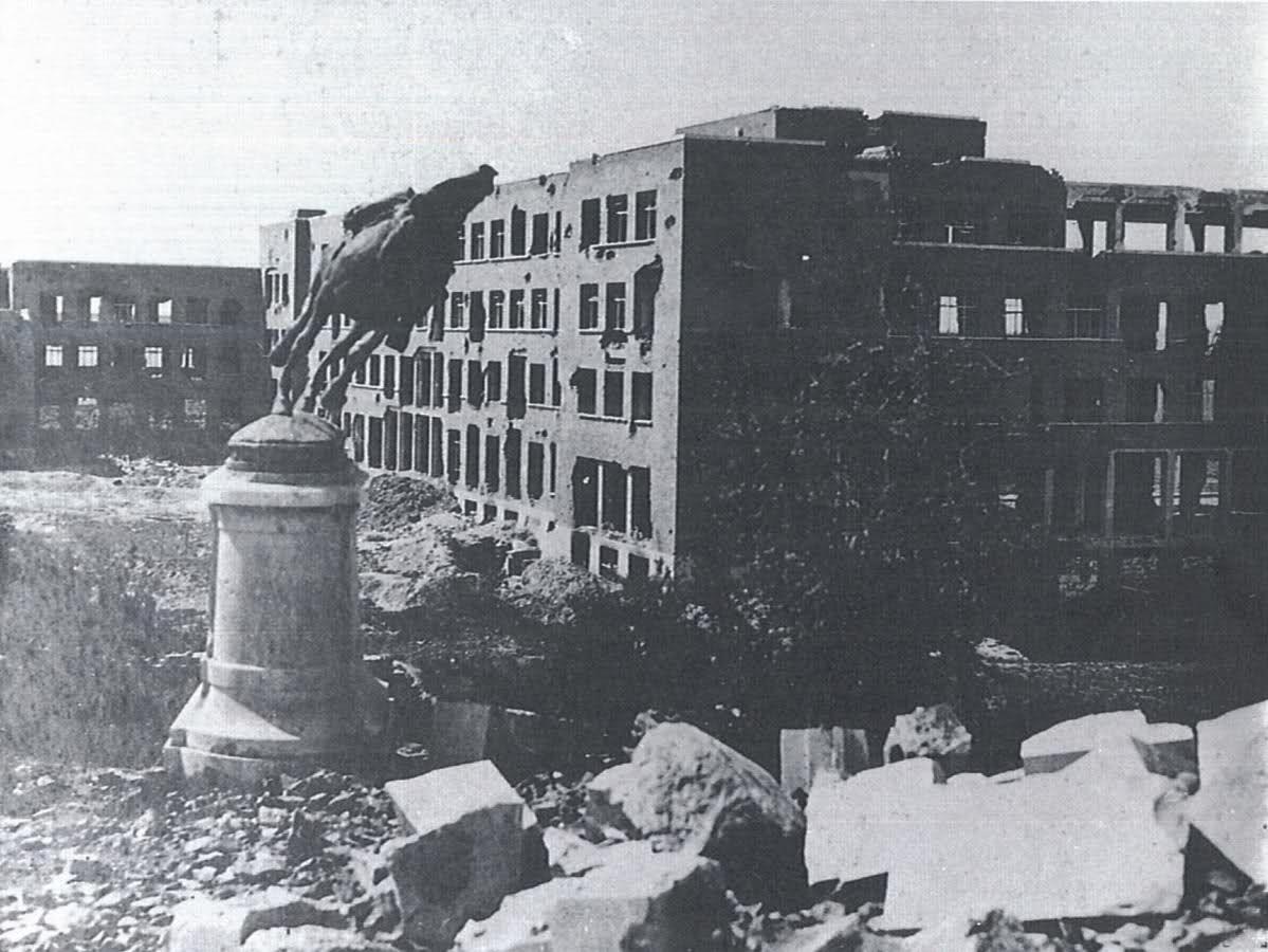 Fotos de madrid durante la guerra civil escuela de - Escuela de arquitectura de valladolid ...