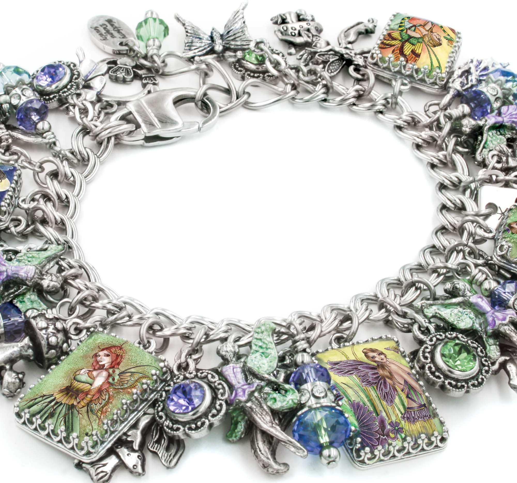 Irish Fairy Charm Bracelet | irish | Fairy jewelry, Irish