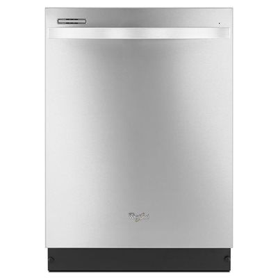 Whirlpool Wdt720padm Gold 24 In 51 Decibel Built In Dishwasher
