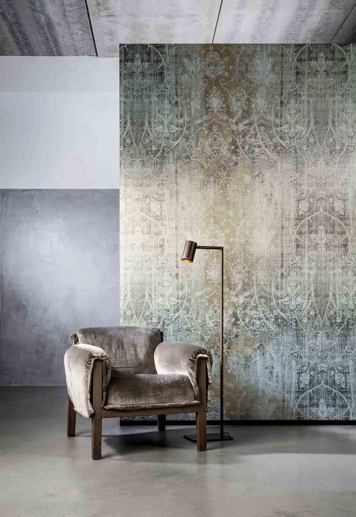 Behang | amenajare | Pinterest - Woonkamer behang, Behang ideeën en ...
