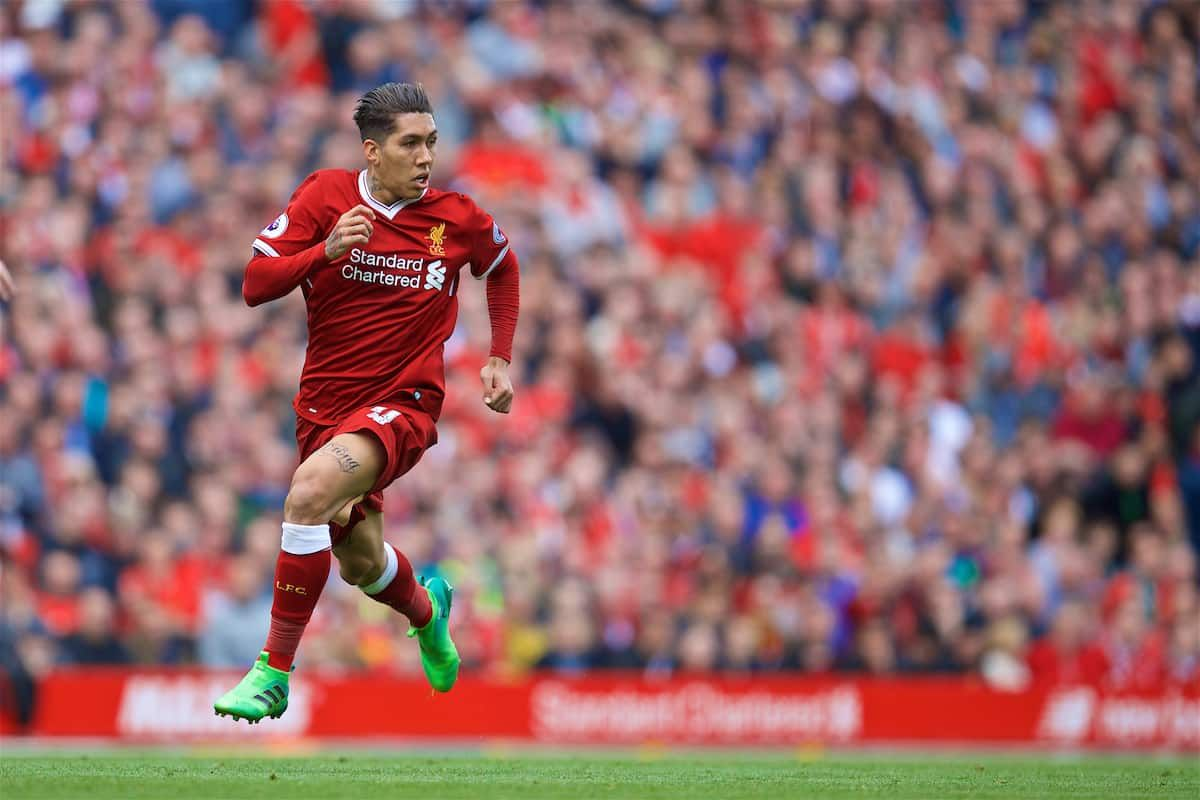 "Liverpool legend hails ""fantastic"" Roberto Firmino for"