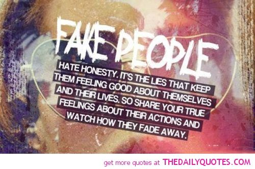 Fake People Quotes Images | Motivational Inspirational Love Life Quotes  Sayings Poems Poetry Pic .