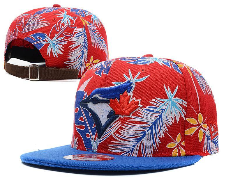 Cheap Mlb Hats: MLB Toronto Blue Jays Snapback Hat (11) , Cheap Wholesale