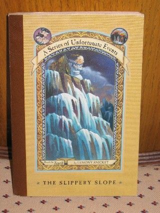 A Series Of Unfortunate Events 10 The Slippery Slope In