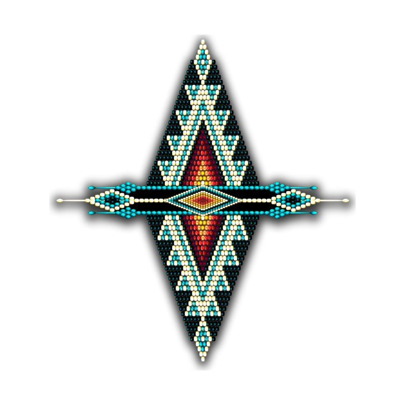 Native American Beadwork 36