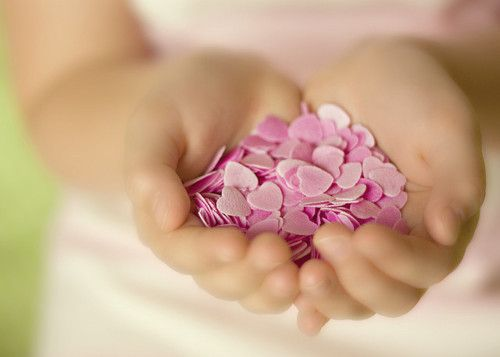 Pink Handful