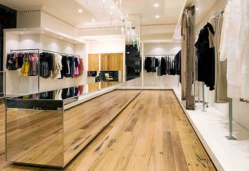 Retail Store Interior Design of Fame Agenda by Matt Gibson, Australia