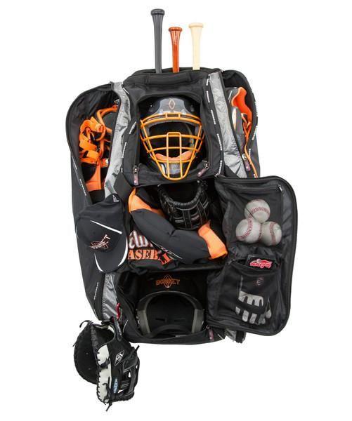No E2 Catchers Bag Softball Catchers Gear Softball