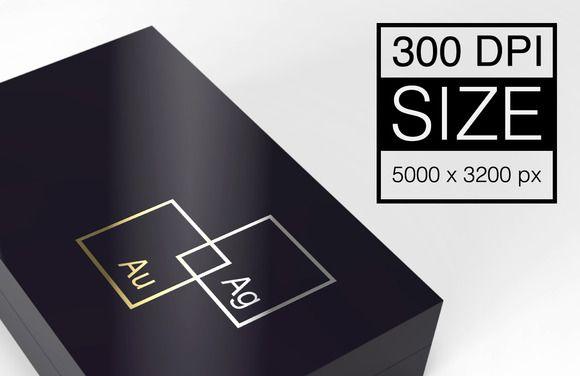 Download Luxury Box Mockup Box Mockup Luxury Boxes Creative Market