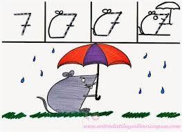 Dibujos A Partir De Numeros Dibujo De Animales Dibujos Sencillos Dibujos