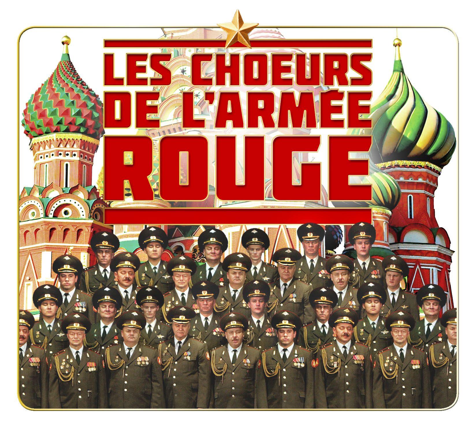 Les Choeurs de l'Armée Rouge - Toute la puissance du choeur n°1 dans le  monde ! 4H d'une musique profonde, envoûtante et bouleversant… | Armée rouge,  Rouge, Musique