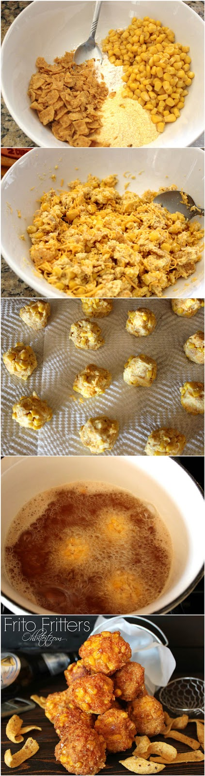 Normal Recipe: Frito Fritters
