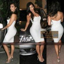 Jennifer ellison white dress