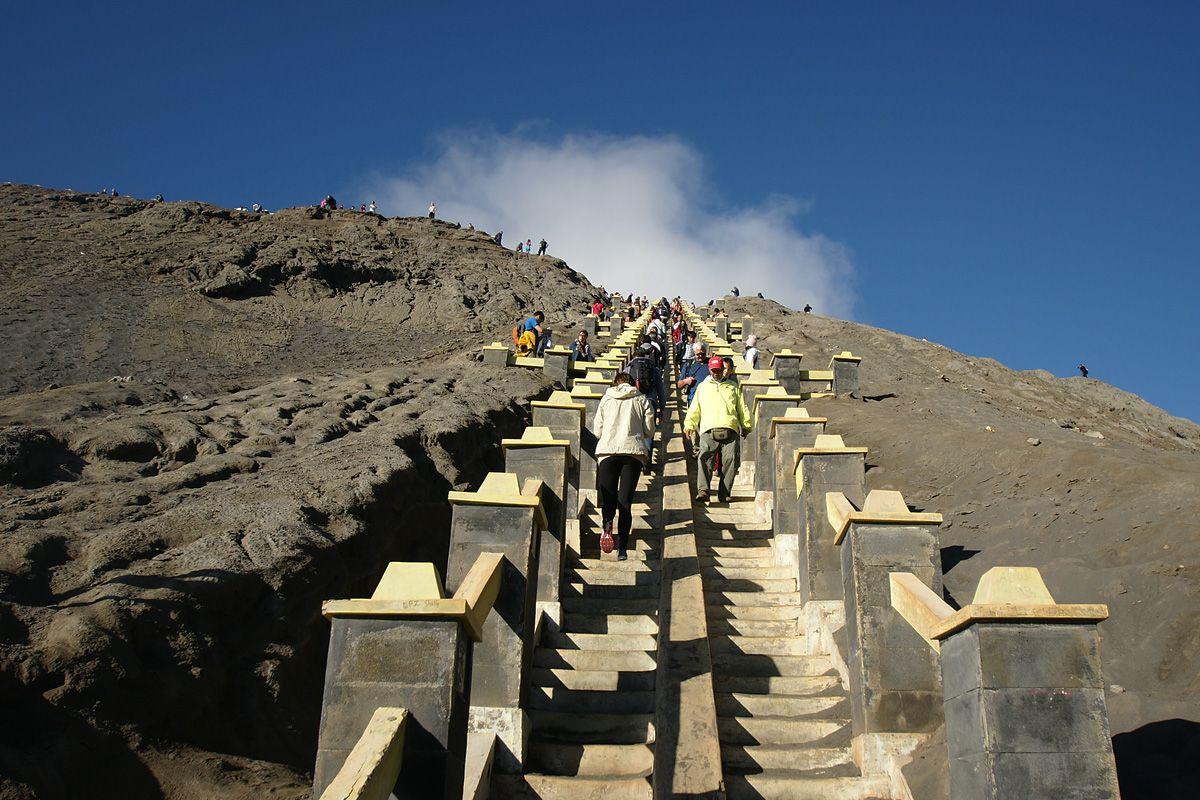 Mt. Bromo East Java, Indonesia Indonesia