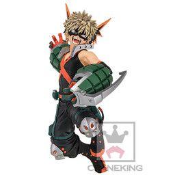 Boku no Hero Academia - Bakugou Katsuki - The  Amazing Heroes  (Vol.3) (Banpresto)