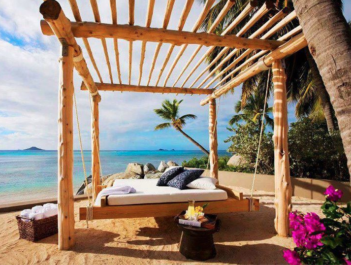 Perfect Beach Bed