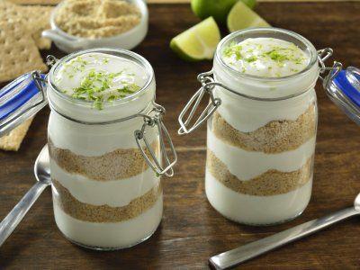 Receta de Yoghurt de Pay de Limón