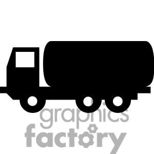 15+ Truck Clipart Black And White