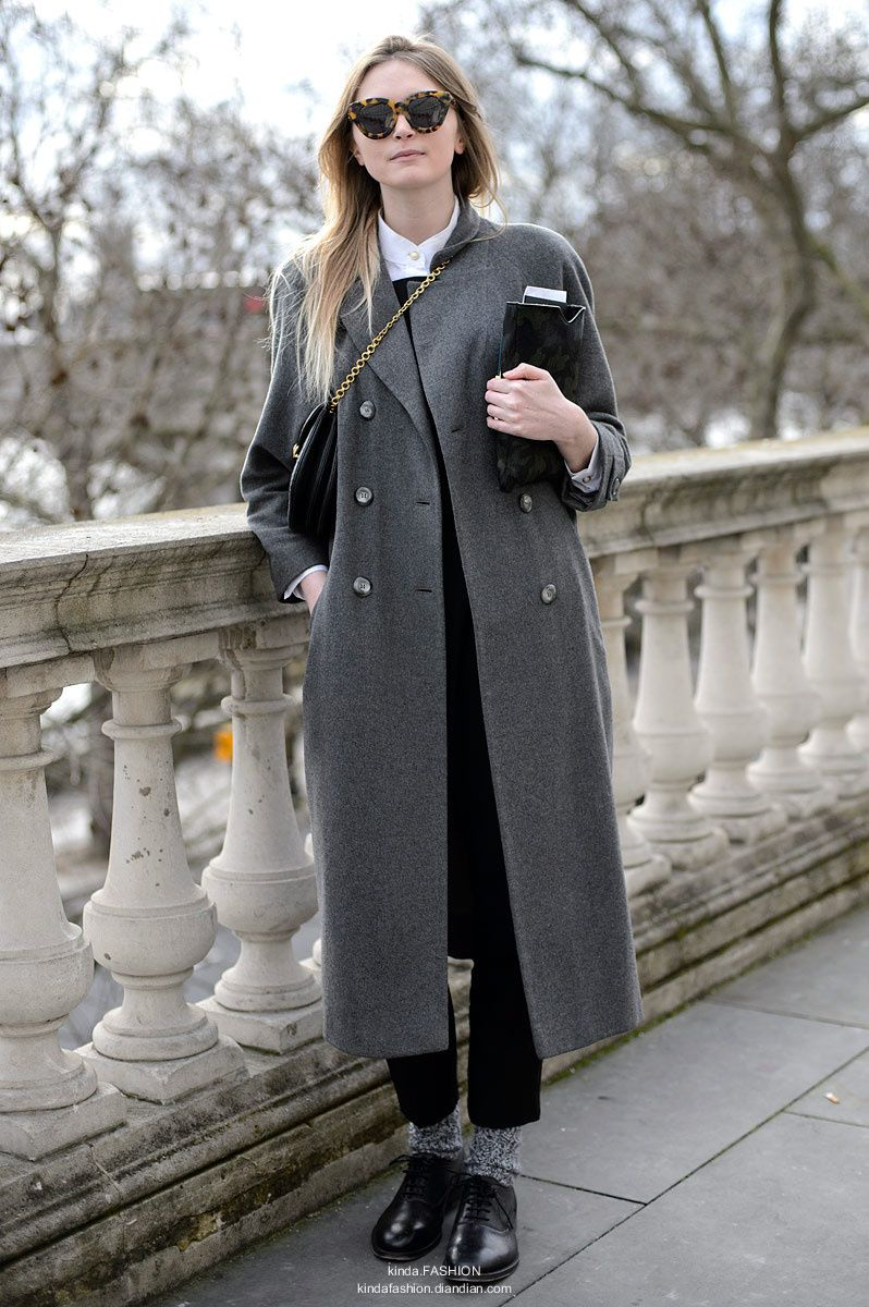 Long Coats For Women 1 | Chic Winter Coats Women | Pinterest ...