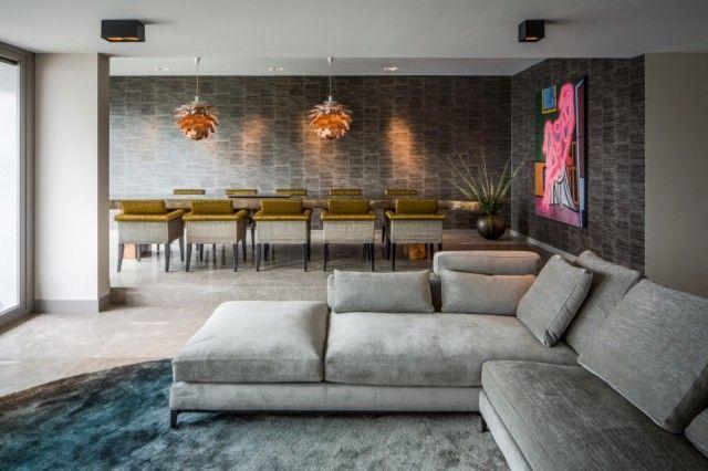 Luxe woonkamer inspiratie   woonkamer ideeën   living room decor ...